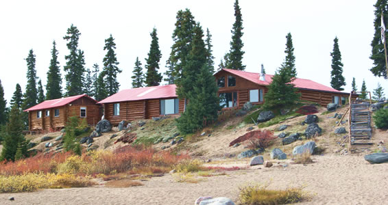 Geroge river lodge and cabins
